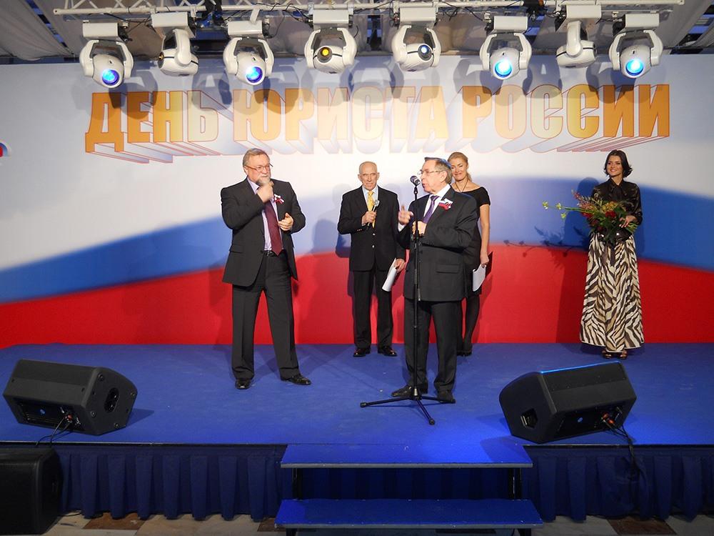 3 декабря 2011 года Президент Нотариальной Палаты Самарской области Галина Юрьевна Николаева приняла участие в торжественной церемонии вручения высшей юридической премии «Юрист года»
