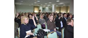 Нотариусы-члены Самарского отделения Ассоциации юристов России приняли участие в Общем собрании