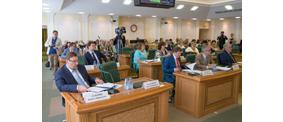 Президент Нотариальной Палаты Самарской области Галина Николаева приняла участие в парламентских слушаниях Совета Федерации