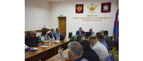 Общественный совет при УФСИН России подвел итоги первого полугодия